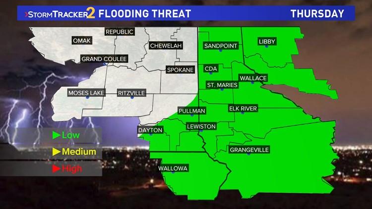 Flooding Threat