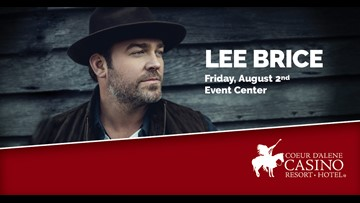 Enter to win tickets to Lee Brice!