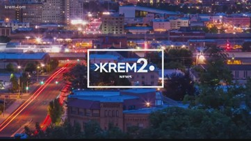 KREM 2 News at 11 p.m. on March 31, 2020