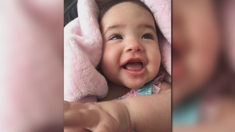 'Taken way too soon': Family of 19-month-old Spokane Valley girl mourns her death
