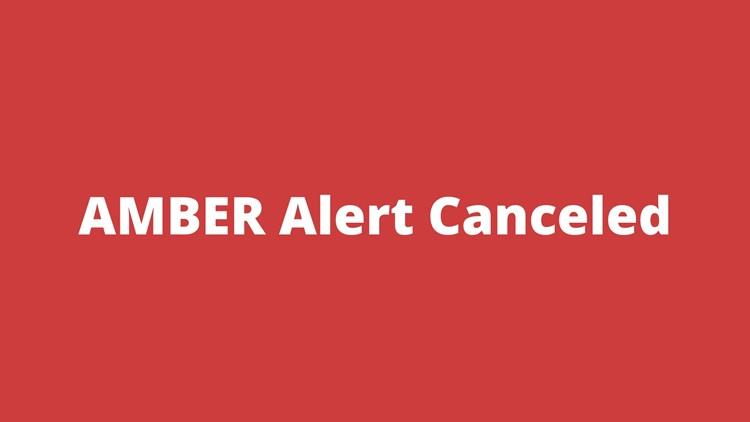 AMBER Alert canceled after 3-month-old infant found safe