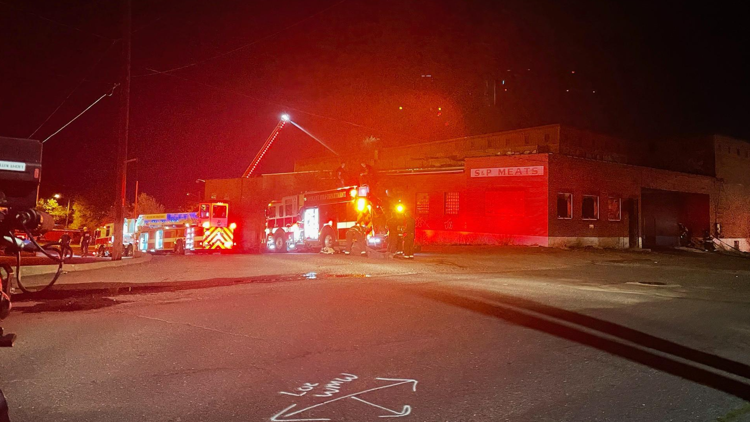 Investigators still working to determine cause of east Spokane 'dangerous building' fire