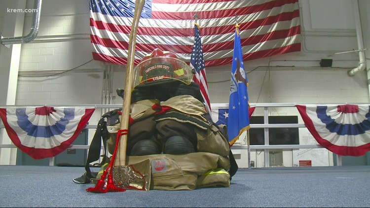 Remembering 9/11 at Fairchild Air Force Base