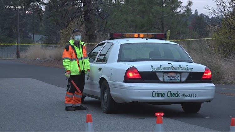 Two juveniles arrested for shooting man in the chest on Spokane's South Hill