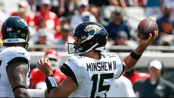 Former WSU QB Gardner Minshew throws first NFL touchdown pass in loss to Chiefs