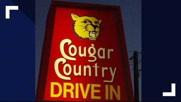 Cougar Country Drive In for sale in Pullman for $1.9 million