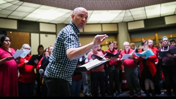 'Everybody is welcome': Spokane's Spectrum Singers choir promotes acceptance