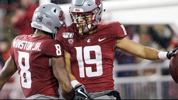 WSU WR Brandon Arconado named 2019 Academic All-American