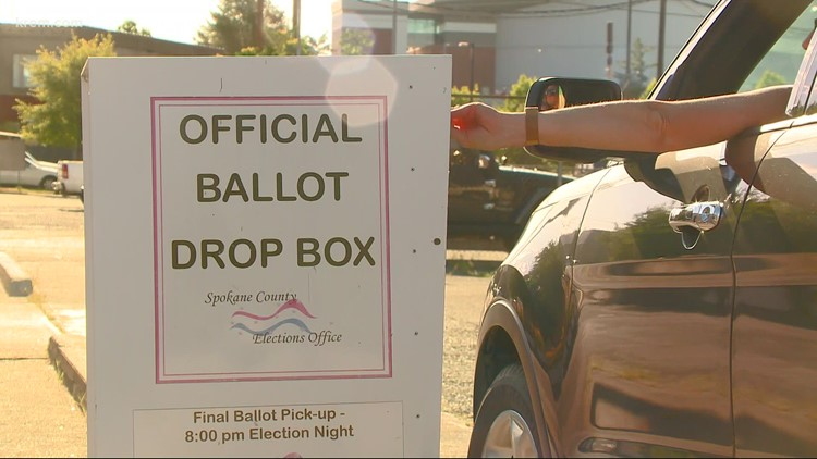 Ballots are being sent for this year's general election