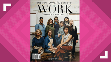 Eight Spokane women featured on the cover of national magazine