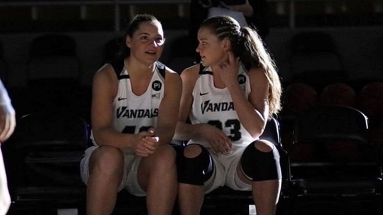 'Leaves us speechless': Idaho's Klinker sisters will never play competitive basketball together again