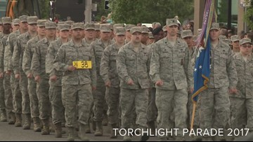 Torchlight Parade in Spokane postponed until July due to COVID-19