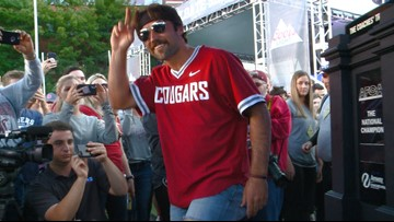 Gardner Minshew meets Napoleon Dynamite's Uncle Rico