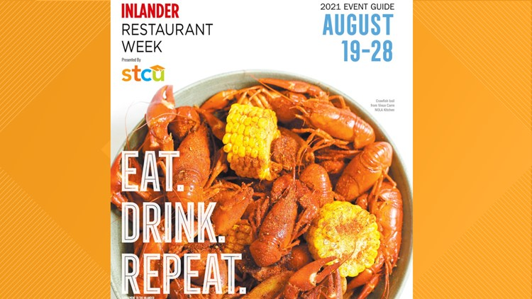 Check out some of the restaurants participating in Inlander Restaurant Week