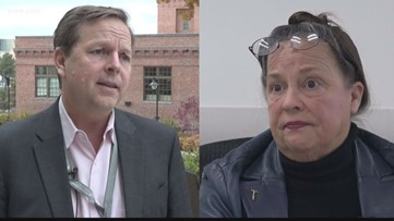 Spokane City Council President, activist say Rep. Matt Shea targeted them