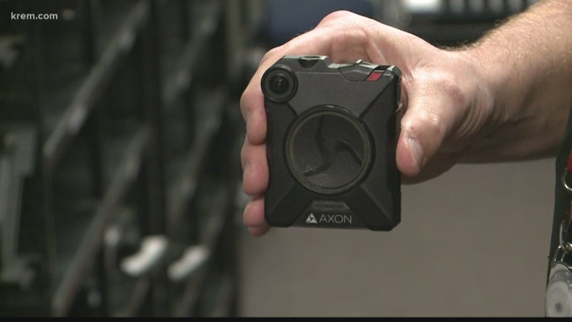 After years without, Spokane County green-lights body cameras for sheriff's deputies