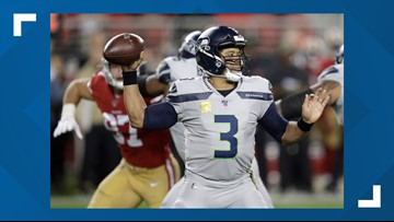 Is Russell Wilson the NFL's MVP so far this season?