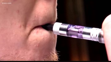 Wash. Board of Health approves ban on flavored vaping products