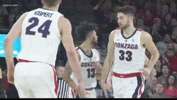 Gonzaga releases men's basketball non-conference schedule, opens against Alabama State