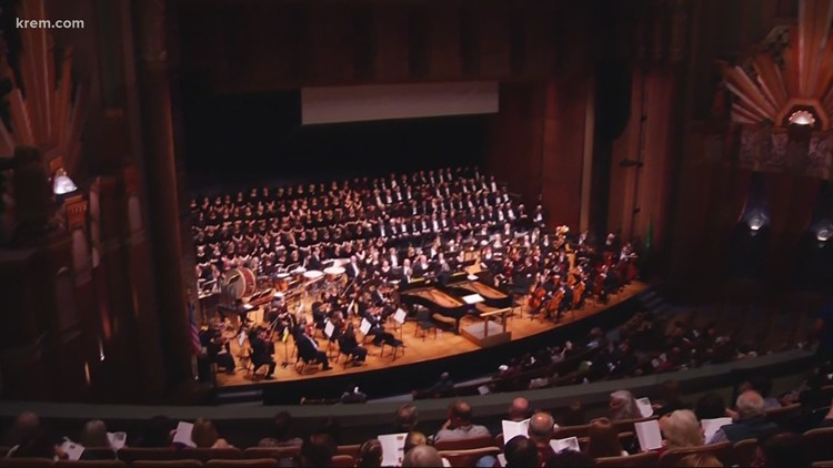 Spokane Symphony selling virtual serenades for Valentine's Day