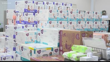 Parents who quit nicotine can get free diapers and wipes from Panhandle Health