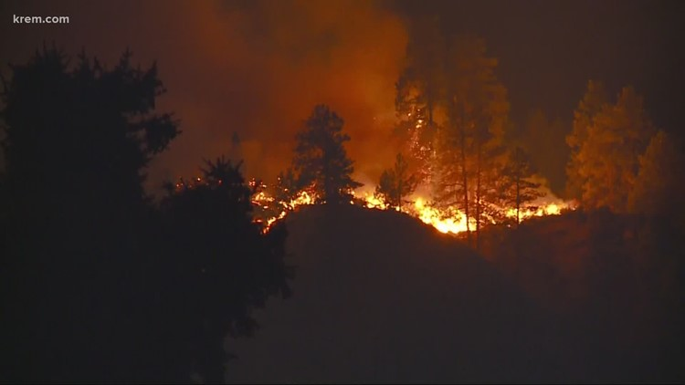 'It's going to be another pretty bad fire season': Bill to prevent and fight wildfires in Washington approved by Legislature, heads to Inslee's desk