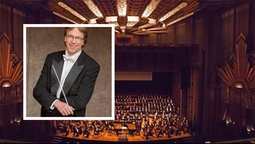 'My gardening job is done': Face of the Spokane Symphony takes new job in Maine