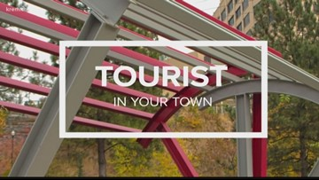 Tourist in your Town, October 11-13
