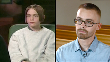 'A radical transformation': Jake Eakin goes from child killer to anti-abortion activist