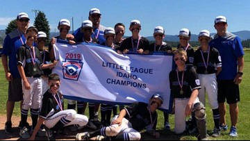 Coeur d'Alene Little League one win away from back-to-back Little League World Series appearances
