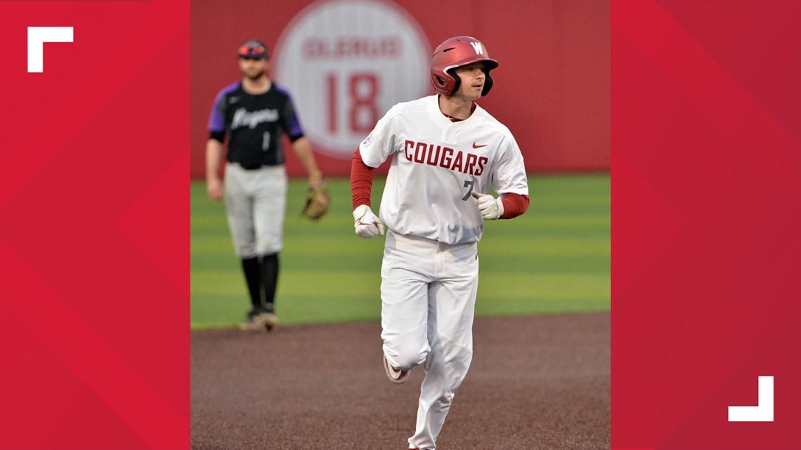 WSU's Kyle Manzardo becomes highest picked MLB draftee from Coeur d'Alene