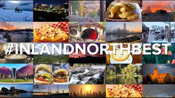 Show KREM your favorite local photos or videos using #InlandNorthBest