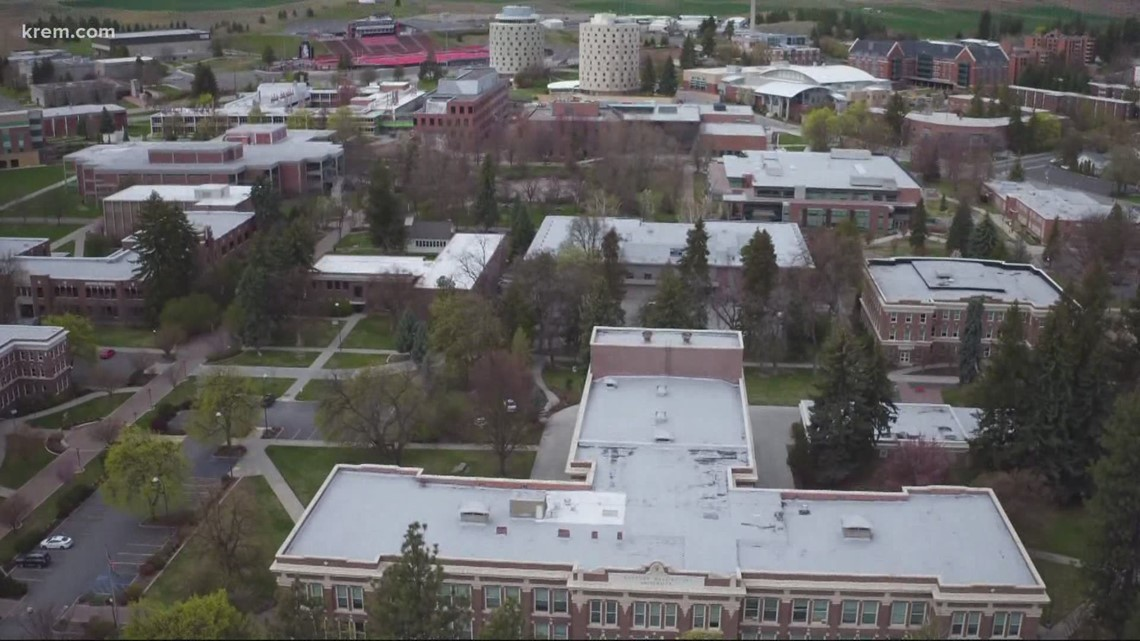 'The decision to get vaccinated is not one that we can make for you': EWU won't require COVID vaccinations for fall semester