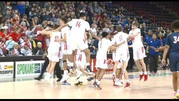 Top five moments from the high school basketball state tournaments