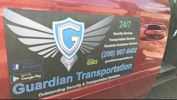 Spokane chauffeur service hires military members to use their security skills