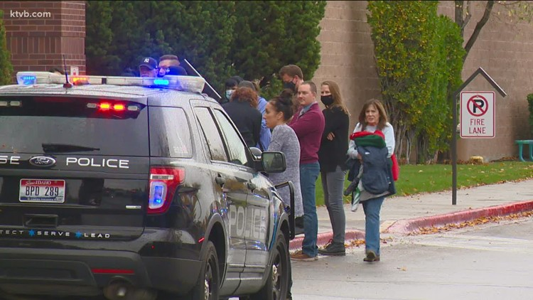 Boise mall shooting suspect dead, 3 others suffer non-life-threatening injuries