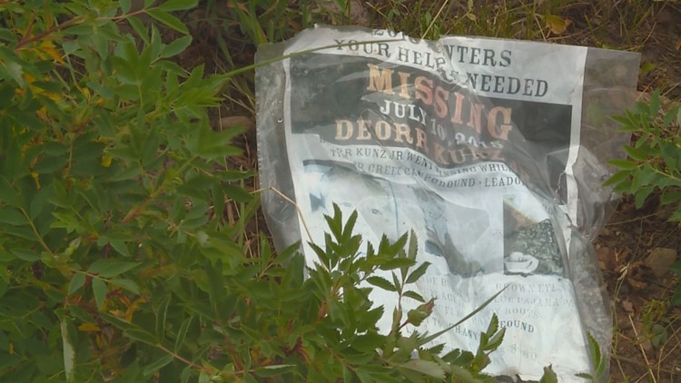 Last people to see DeOrr Kunz Jr. alive talk about what happened to the missing toddler