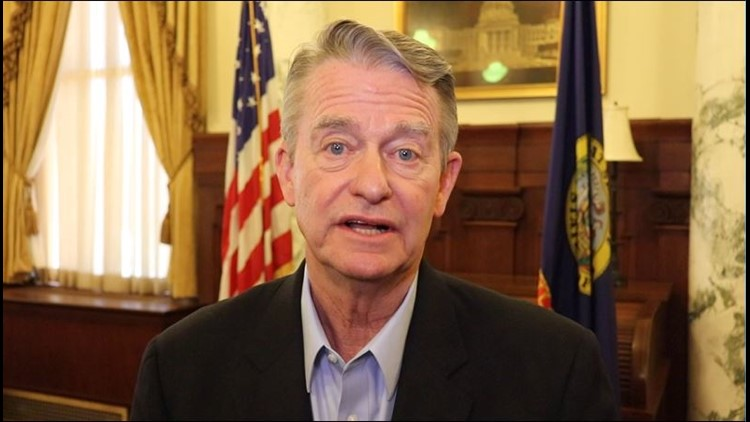 'It's imperative that students return to their classrooms,' Idaho Gov. Little says