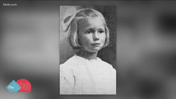 In 1914, a Grangeville girl was mailed to her grandmother in Lewiston