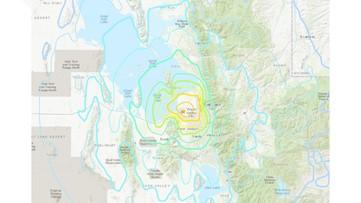 5.7-magnitude earthquake hits Salt Lake City