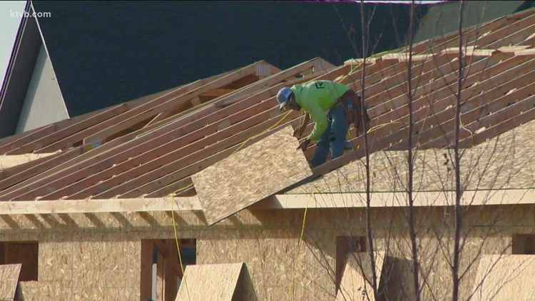 Boise home values go from 'affordable' to 'unattainable'
