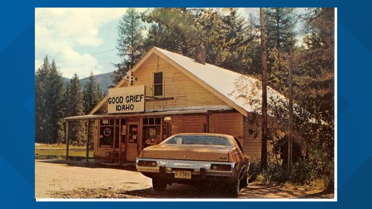 How 'Hee Haw' put the town of Good Grief, Idaho on the map in the 1970s