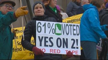 Idaho governor signs bill expanding Medicaid coverage