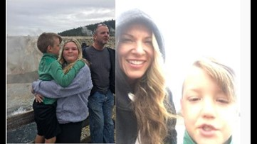 FBI, police asking for photos, videos of missing Idaho kids in Yellowstone National Park