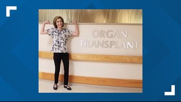 Idaho woman who survived 5-organ transplant is now helping other transplant patients
