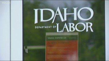 Gov. Little ends Idaho's participation in federal unemployment programs