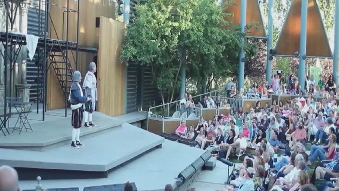 The show must go on: Idaho Shakespeare Festival going to mostly full capacity for 2021 season