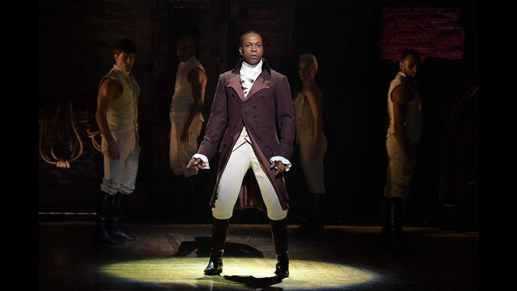 Hamilton star Leslie Odom Jr. to perform with Spokane Symphony at Fox Theater