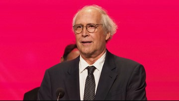Chevy Chase is coming to Spokane on November 29