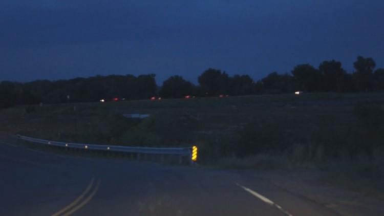 Riverdale Road drive